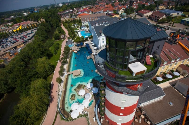 Camp Resort Hotel, Europa Park