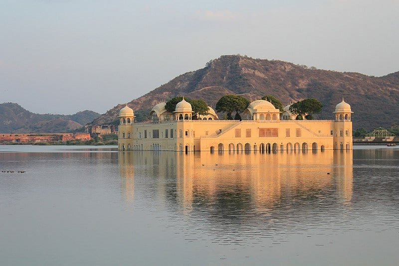 Jal Mahal, Water Palace, Jaipur
