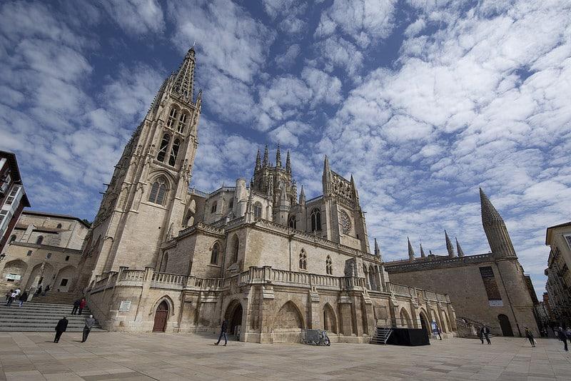 Cathédrale de León, Compostelle