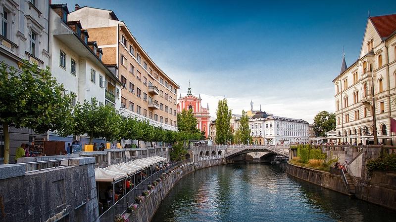 Quais de Ljubljana