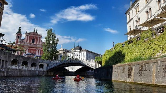 Les 13 choses incontournables à faire à Ljubljana