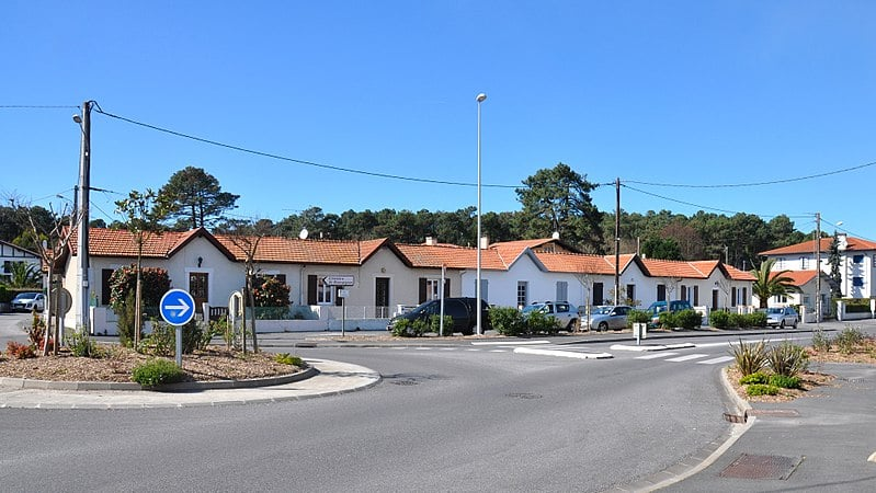 Quartier Blanc-pignon ANGLET