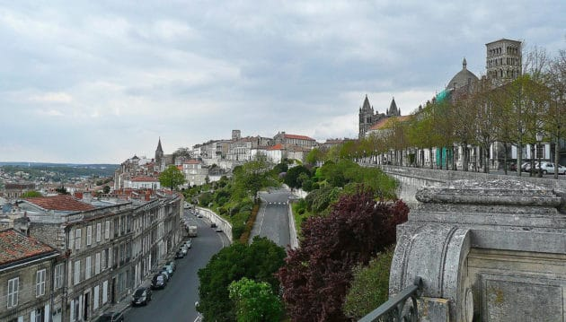 Dans quel quartier loger à Angoulême ?
