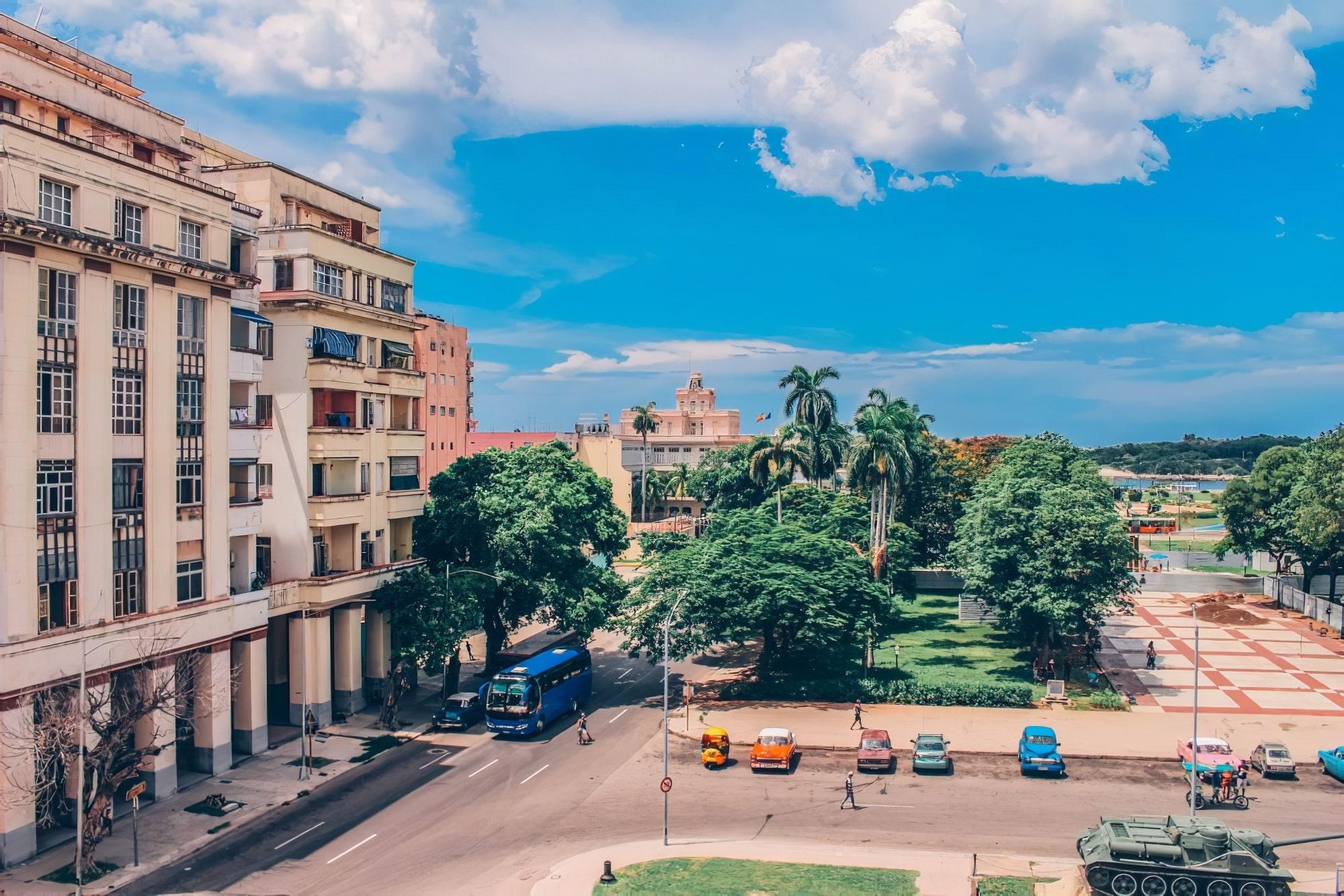 Loger à Cuba