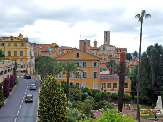 Dans quel quartier loger à Grasse ?