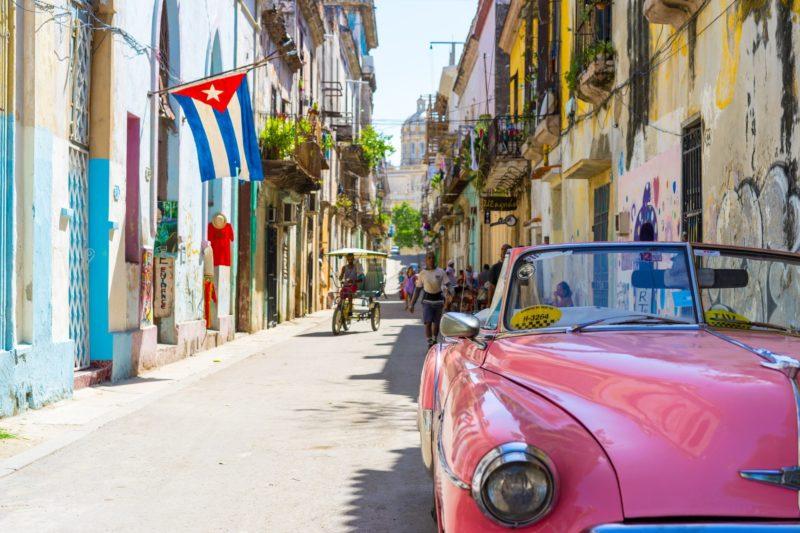 Loger à La Havane, Cuba