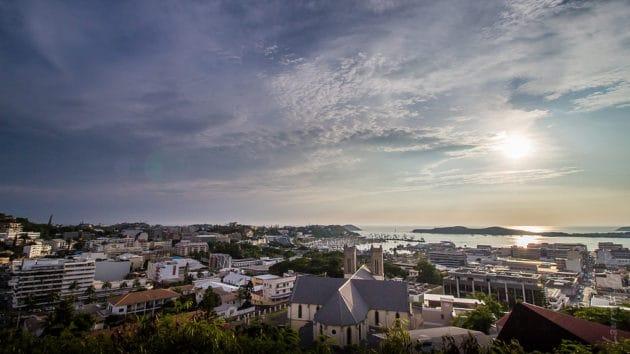 Dans quel quartier loger à Nouméa ?