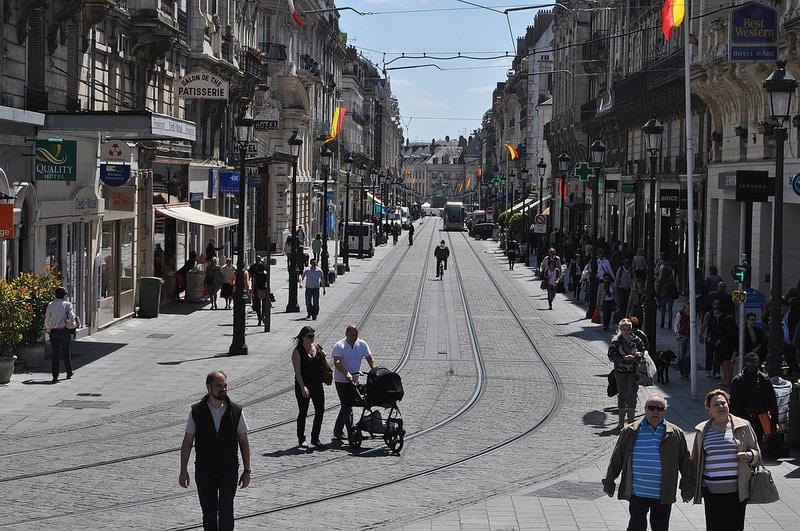 Rue de la République, Orléans