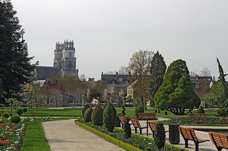 Parc Louis Pasteur, Orléans