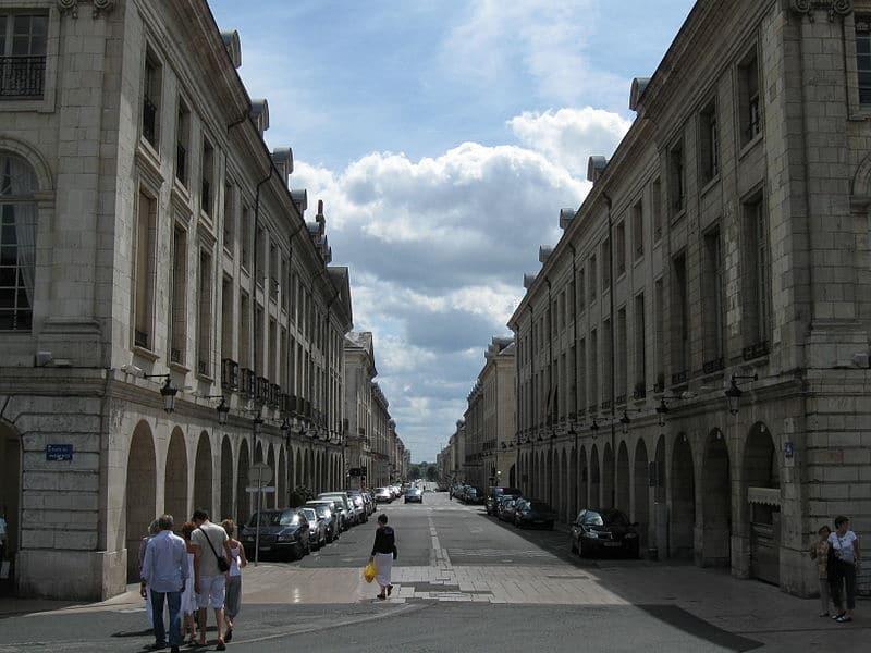 Rue Royale, Orléans