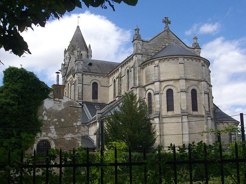 Orléans - église Saint-Marceau