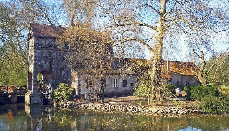 Olivet - Moulin des Béchets