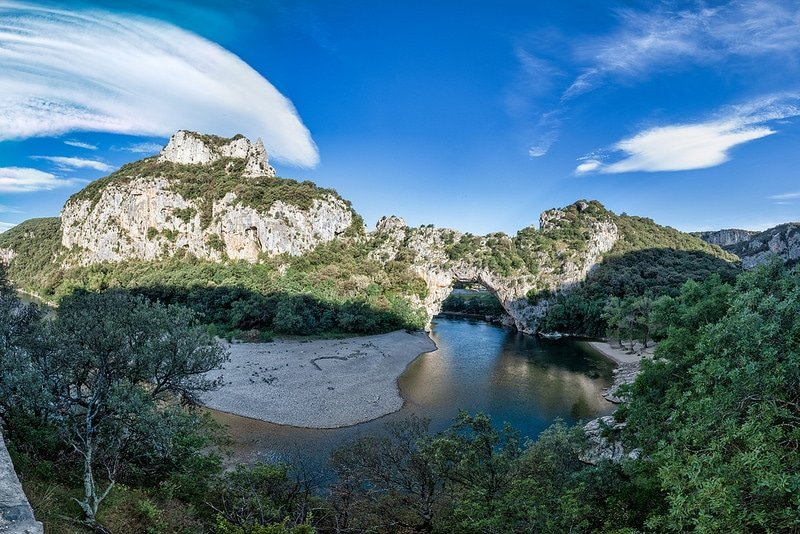 Le Pont d'Arc, Vallon Pont d'Arc, Ardèche