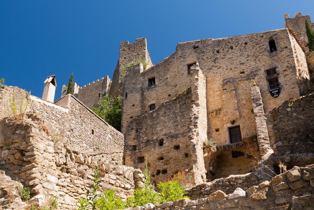 Saint Montan, Ardèche