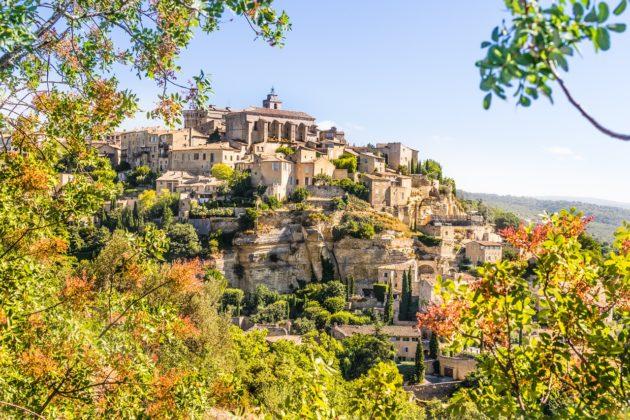 Où loger dans la région du Luberon ?
