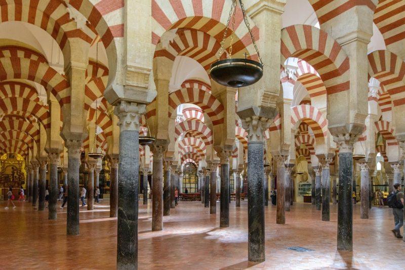 Mosquée-cathédrale, Mezquita, Cordoue