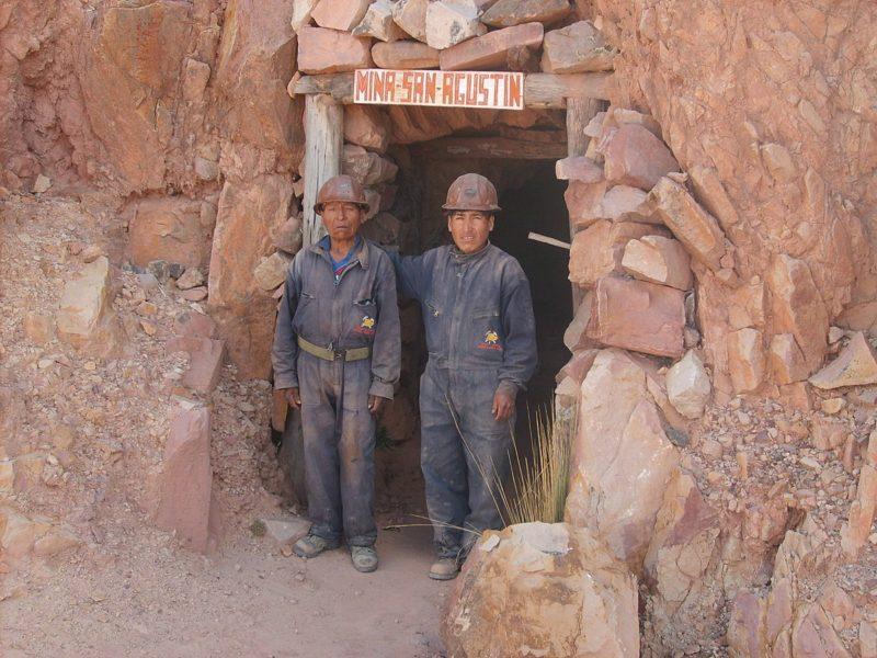 Mines d'Argent, Potosí