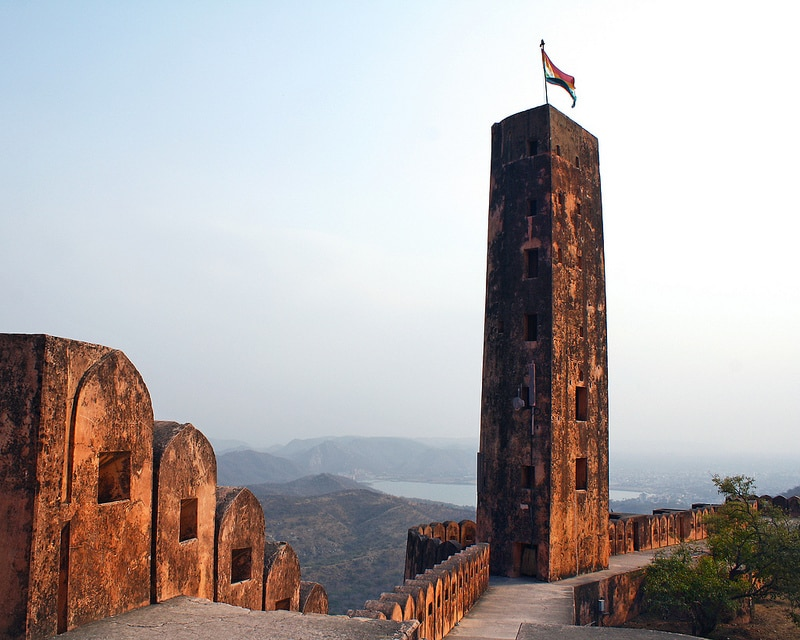 Fort de Nahargarh, Jaipur