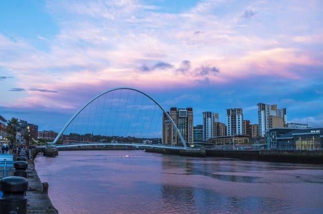 Dans quel quartier loger à Newcastle ?