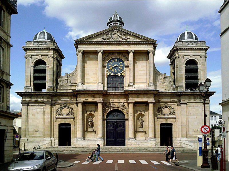 Eglise Notre-Dame, Versailles