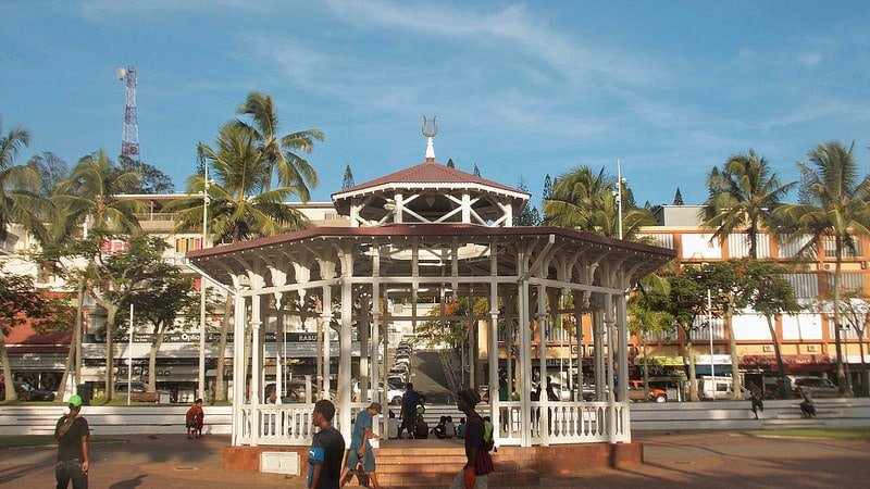 Kiosque, Nouméa