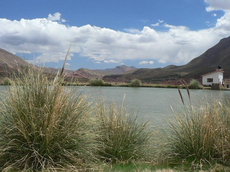 Ojo del Inca, Tarapaya, Potosí