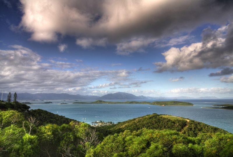 Colline Ouen Toro, Nouméa, Nouvelle Calédonie