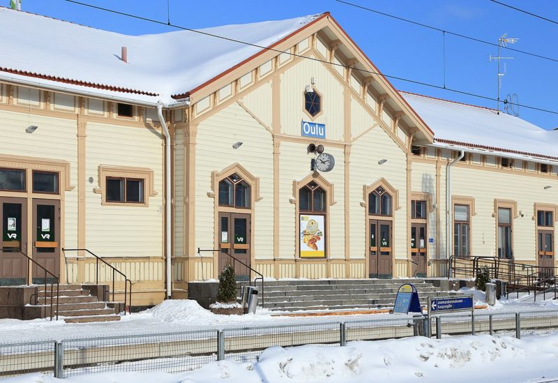Gare d'Oulu