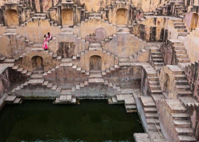 Panna Meena Ka Kund, Jaipur