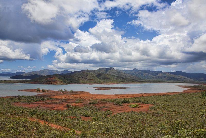 Parc Provincial de la Rivière Bleue, Lac de Yaté, Nouméa, Nouvelle Calédonie