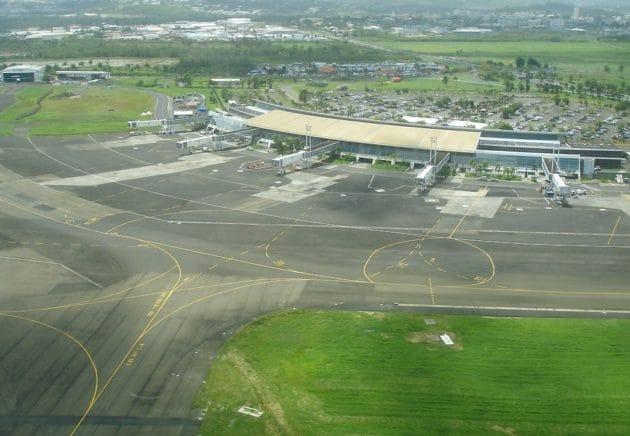 Trouver un parking pas cher à l'aéroport de Martinique