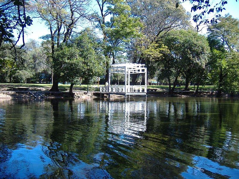 Parque Sarmiento, Córdoba