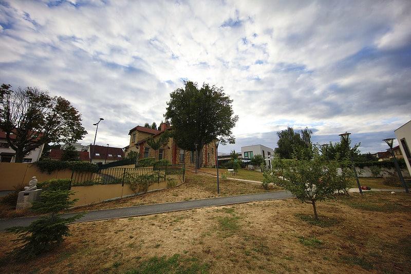 Centre maternel, Porchefontaine, Versailles