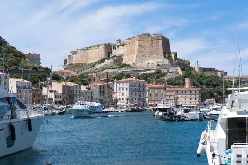 Port de Bonifacio, Corse