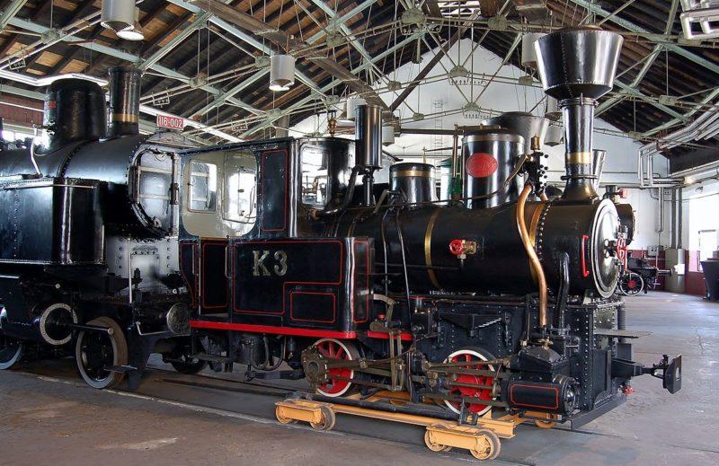 Railway Museum of Slovenian railways, Ljubljana