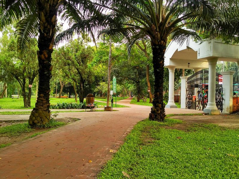 Parc Ramna, Dacca