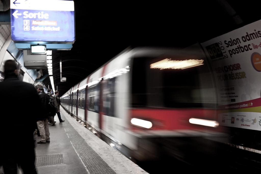 RER B, aller à Roissy CDG depuis Paris