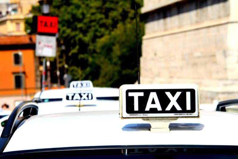 Transfert Aéroport Rome Ciampino, Taxi
