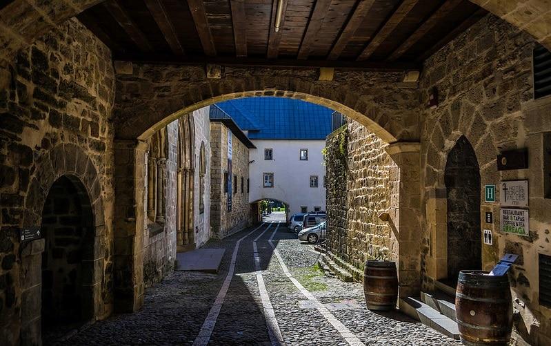 Roncevaux, Compostelle