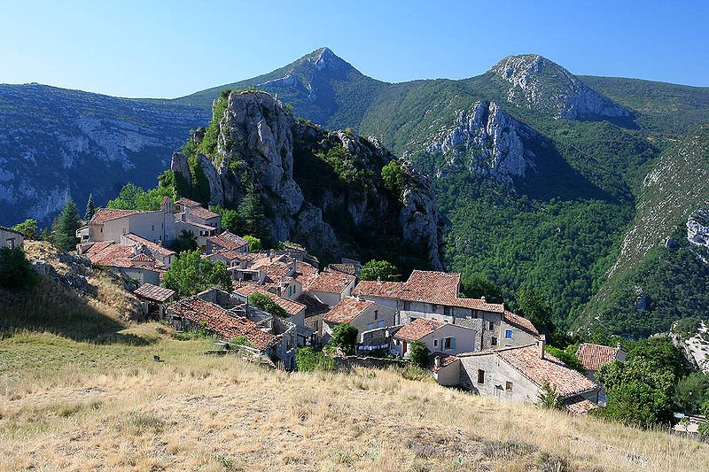 Rougon, Gorges du Verdon