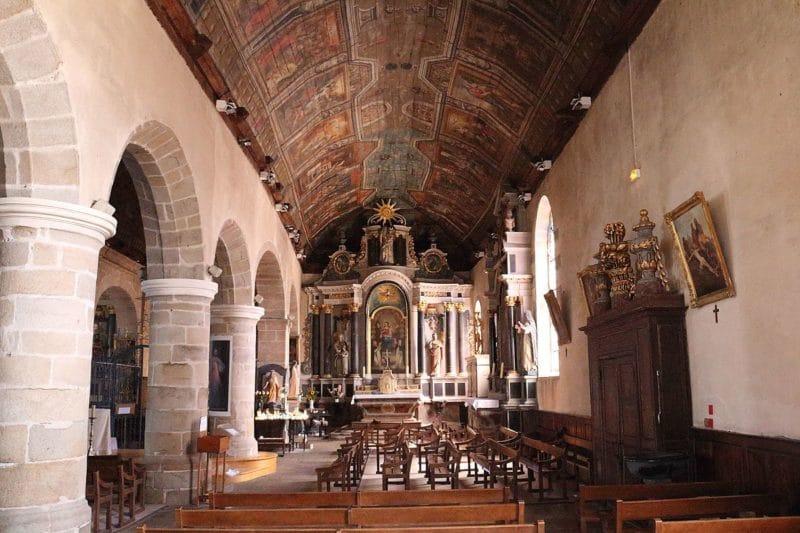 Eglise Saint-Cornély de Carnac