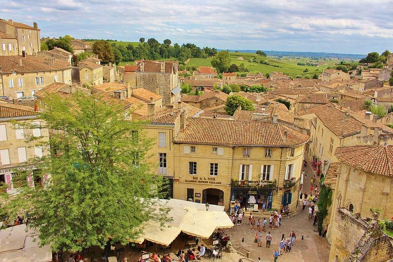 Saint-Émilion, Aquitaine
