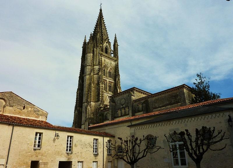 Saint-Eutrope, Saintes