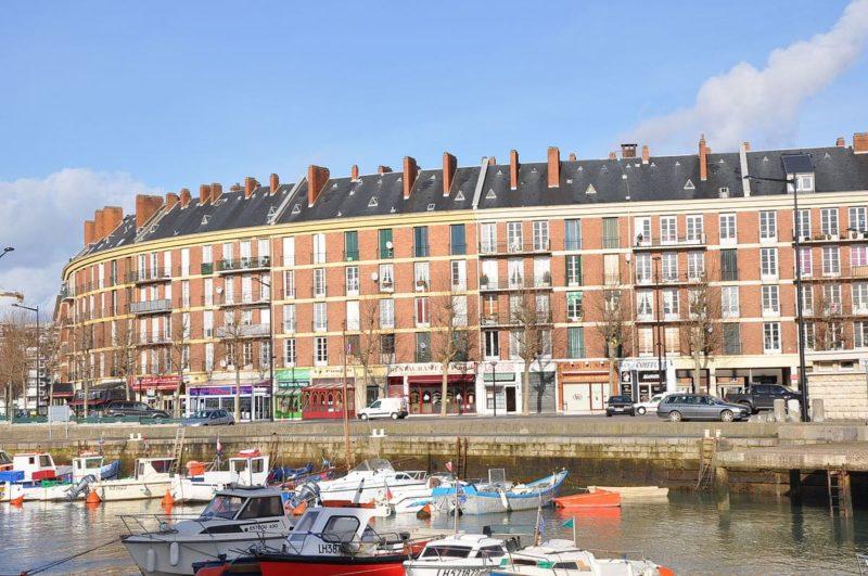 Quartier Saint-François, Le Havre