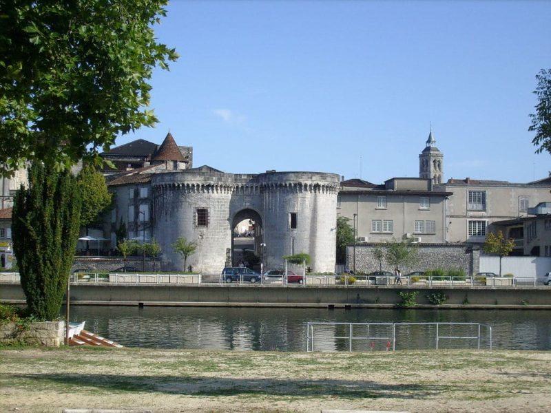 Portes Saint-Jacques, Cognac
