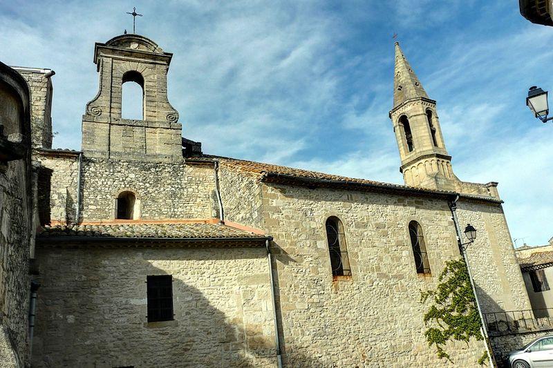 Eglise de Saint-Maximin, Gard