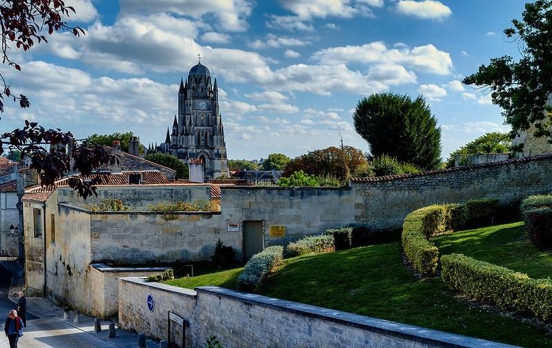 Cathédrale Saint-Pierre, Saintes