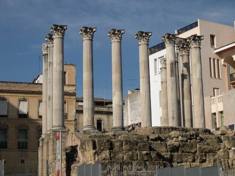 Temple romain, San Andres-San Pablo, Cordoue