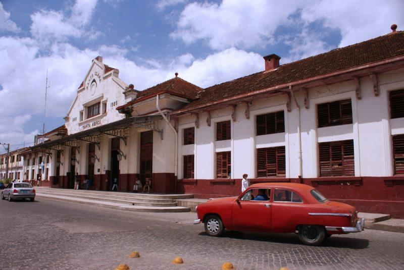 Gare, Santa Clara, Cuba