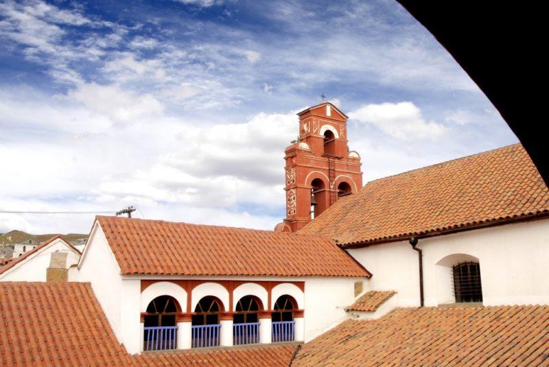 Couvent Sainte Thérèse, Potosí